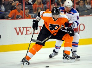 NHL: Preseason-New York Rangers at Philadelphia Flyers