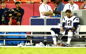 New England Patriots v Kanas City Chiefs