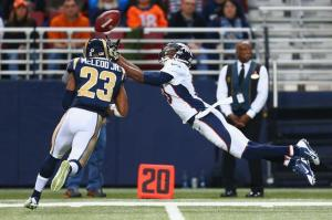 Denver Broncos v St. Louis Rams